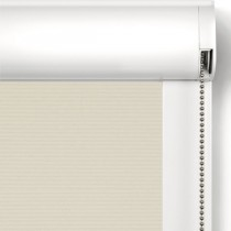 Cassette - Abbey PVC Butter Roller Blind