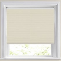 Abbey PVC Butter Roller Blind