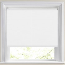 Blend Blackout White Roller Blind