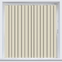 Abbey PVC Butter Vertical Blind