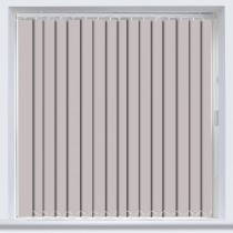 Abbey PVC Lilac Vertical Blind